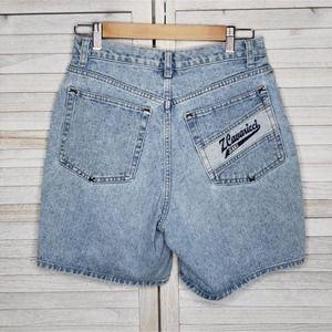 Z. Cavaricci Vintage Shorts High Rise 29 90s 80s